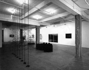 Installation View of 'Dusk', at I-20