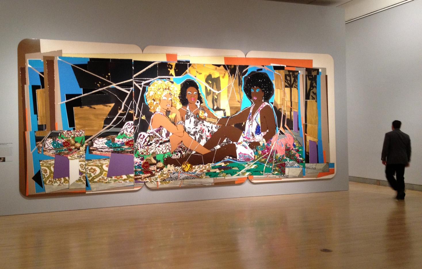 mickalene thomas – new york art tours