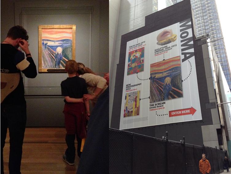 MoMA – new york art tours